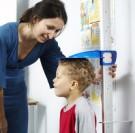 wzrost i waga dziecka w UK