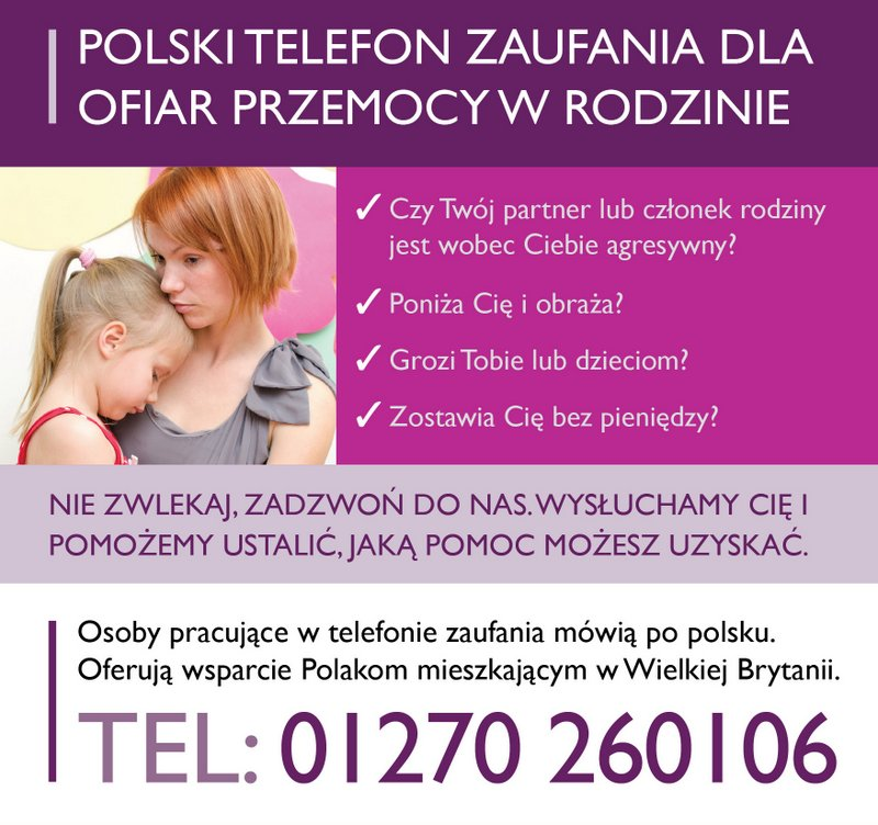 27354 cheshire without abuse polish helpline PRINT-001